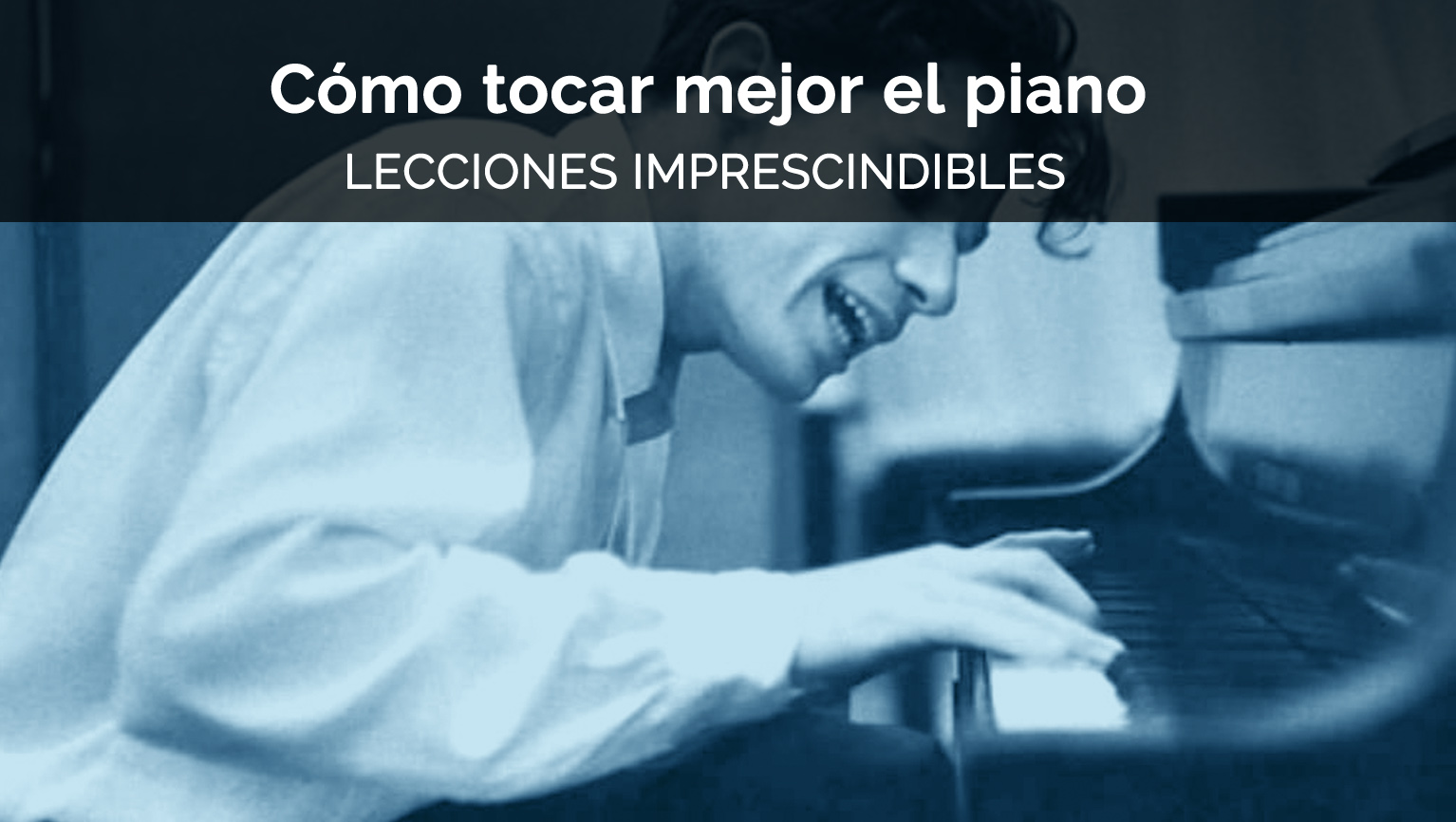 lecciones de piano imprescindibles