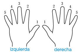 aprender piano para principiantes manos