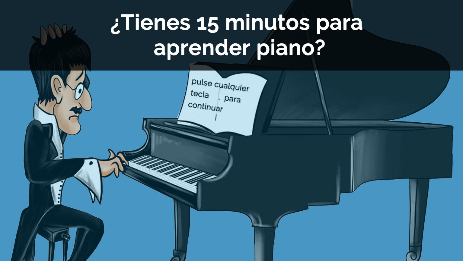 curso piano desde cero