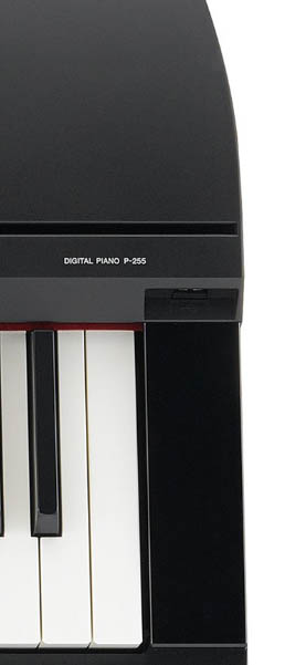 piano digital yamaha p255 usb