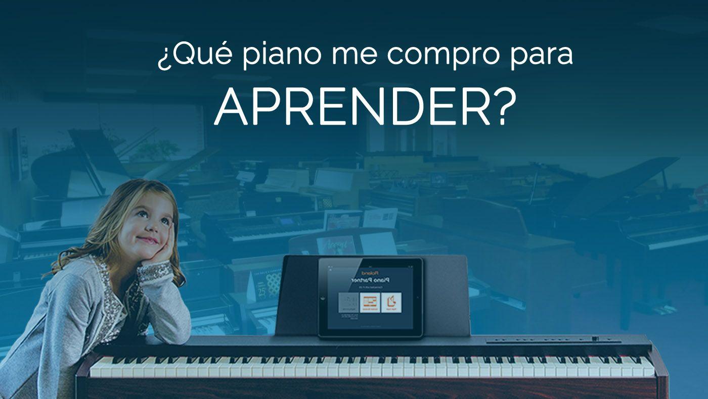 mejores pianos digitales de iniciacion