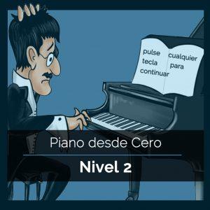 Piano Desde Cero – Nivel 2